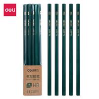 deli 得力 綠桿鉛筆 HB/2B可選 20支