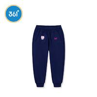 361度女童装 女中大童加厚长裤冬季新品 N61844565