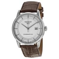 Tissot Luxury Powermatic 80 T0864071603100男士机械腕表