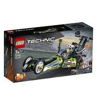 LEGO 乐高 机械组 42103 超短程高速赛车