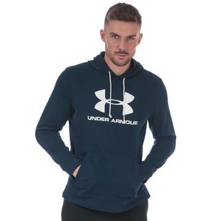 银联专享 : UNDER ARMOUR 安德玛 Sportstyle Terry Logo Hoody 男士卫衣