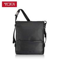 途明 TUMI MEZZANINE系列女士商务旅行高端时尚皮革单肩包0734302D 黑色