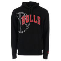 NEW ERA Chicago Bulls Graphic Hoody 男士卫衣