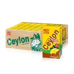 vitasoy 维他奶 维他锡兰柠檬茶饮料 250ml*24盒 *2件