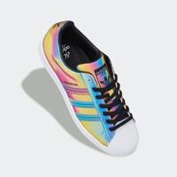 adidas 阿迪达斯 三叶草 SUPERSTAR FX7779 男女款运动鞋 *2件
