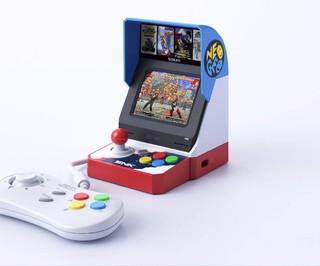 SNK NEOGEO 迷你街机 游戏机