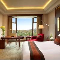 有SNP!杭州索菲特西湖大酒店 高级房2晚 限时送早餐+下午茶