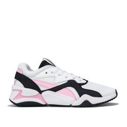 PUMA 彪马 Nova 90s Bloc Trainers 女士运动鞋