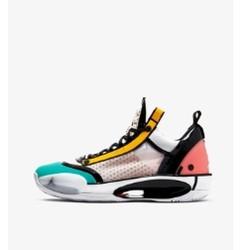 NIKE 耐克 AIR JORDAN XXXIV LOW GUO PF 男士篮球鞋