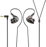 ikko OH101BA + 1 Dynamic Driver 2-Way Hybrid 2Pin 0.78mm Detachable HiFi in-Ear EarphoneIEMs