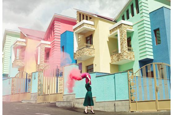 艺术品 Karen Khachaturov 作品 淑女篇 Arpine Series 限量摄影