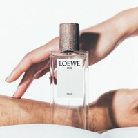 超值黑五、银联爆品日:Loewe 罗意威 001事后清晨男士淡香水 EDT 100ml *2件