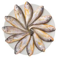 鲜城渔公 鲜冻东海小黄花鱼 500g *4件
