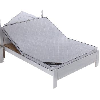SUDISI 舒蒂诗 3E椰棕防螨针织乳胶床垫 5cm 折叠款 1.5*2.0m 白色