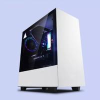 宁美国度 极客电竞游戏 台式电脑主机 多配置版本(i7-9700K、RTX2070S)