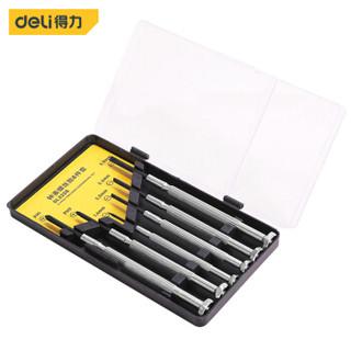 deli 得力 DL3206 螺丝刀组合套装 6件