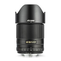 唯卓仕 AF 33mm F1.4 STM XF 富士XF卡口微单定焦镜头