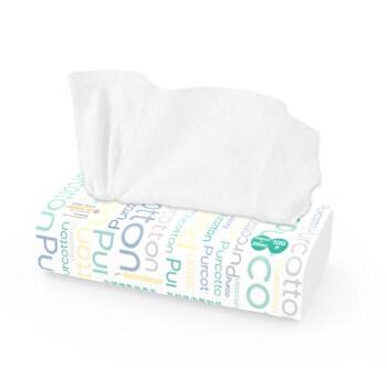 Purcotton 全棉时代 居家棉柔巾 18袋