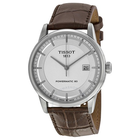 Tissot 天梭 Luxury 系列 T086.407.16.031.00 男士机械腕表