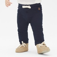 Gap 婴儿布莱纳小熊刺绣运动裤