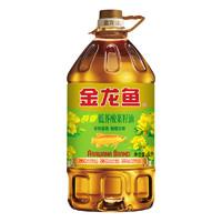 金龙鱼 特香菜籽油 5L/桶 *2件 +凑单品