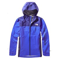 THE NORTH FACE 北面 男士沖鋒衣 NF0A3VSN-G4C 藍色 S