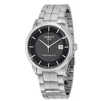 Tissot 天梭 Luxury Powermatic 80系列 T086407 男士機械腕表