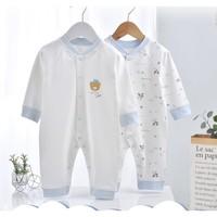 MIANQIN 棉芹 婴儿连体衣 2件装