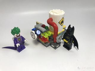 乐高蝙蝠侠之70900小丑气球逃脱
