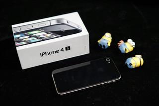 还记得那款一鸣惊人的iPhone4s吗?
