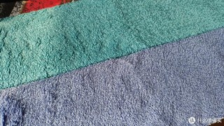 7块多的新疆阿瓦提长绒棉毛巾很不错哦