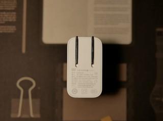小米USB充电器(单口快充)