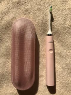 飞利浦粉钻电动牙刷