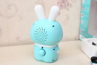 米宝兔故事机,孩子的第一个故事机