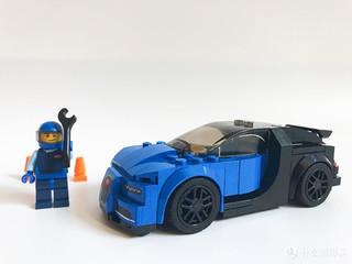 乐高超级赛车之75878布加迪威龙