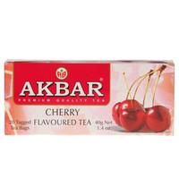斯里兰卡进口 阿客巴(AKBAR) 樱桃味红茶(调味茶)40g(20*2g)/盒 斯里兰卡进口 *14件