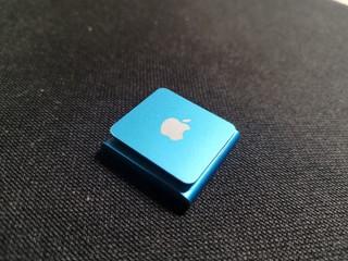青春载体 四代iPod shuffle
