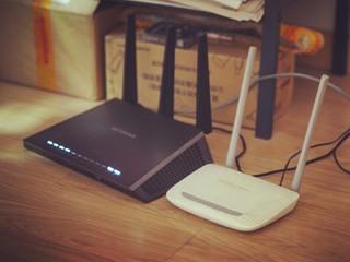 网件r7000,算是我家路由器革命性的升