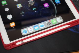 iPad加罗技K380键盘就是桌面轻量级