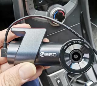 360行车记录仪线K600