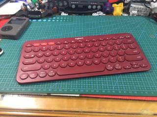 桌面常备好帮手,罗技k380蓝牙键盘