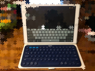 罗技K380 iPad无线键盘