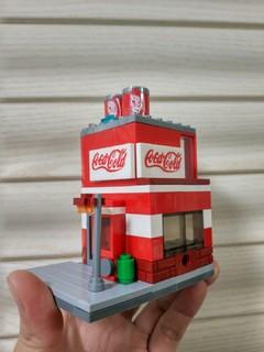 森宝街景 可口可乐主题商店