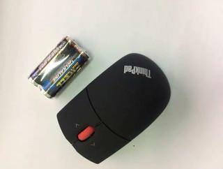 ThinkPad 激光无线鼠标