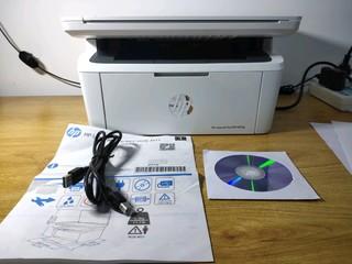 HP M28W(M29W)开箱