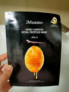 韩国JMsolution蜂蜜蚕丝面膜