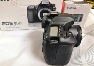 中级摄像玩家首选,佳能EOS 80D分享