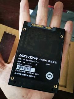 海康威视E200P 1024G开箱