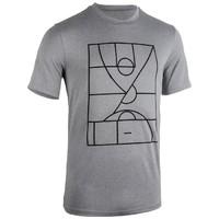 DECATHLON 迪卡侬 FAST 男子运动短袖T恤