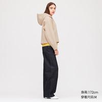 女装 快干柔软连帽运动衫(长袖)(卫衣) 422804 优衣库UNIQLO